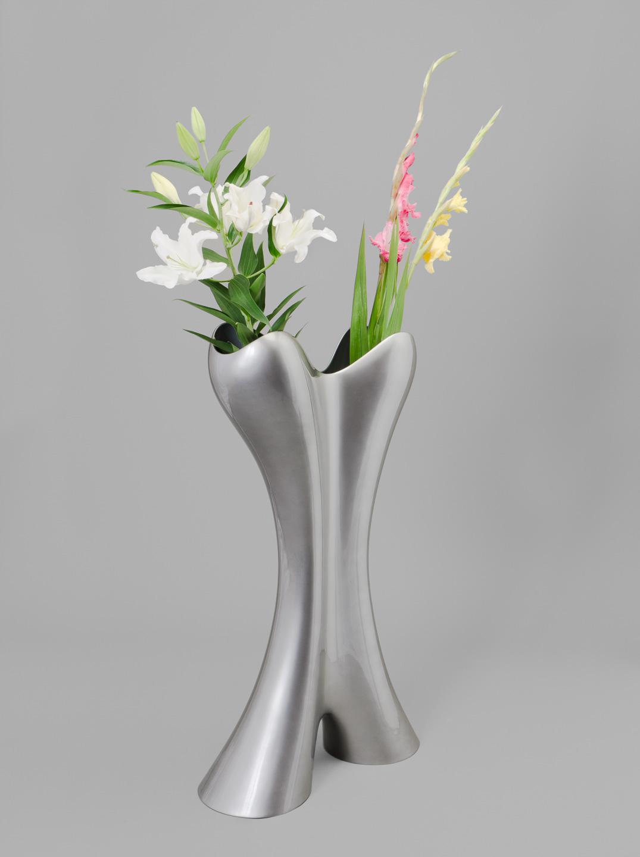 Studiofoto Vase mit Blumen
