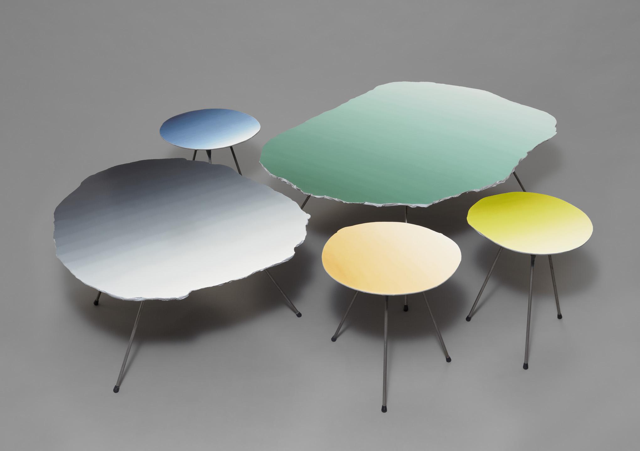 Studiofoto von Tischgruppe