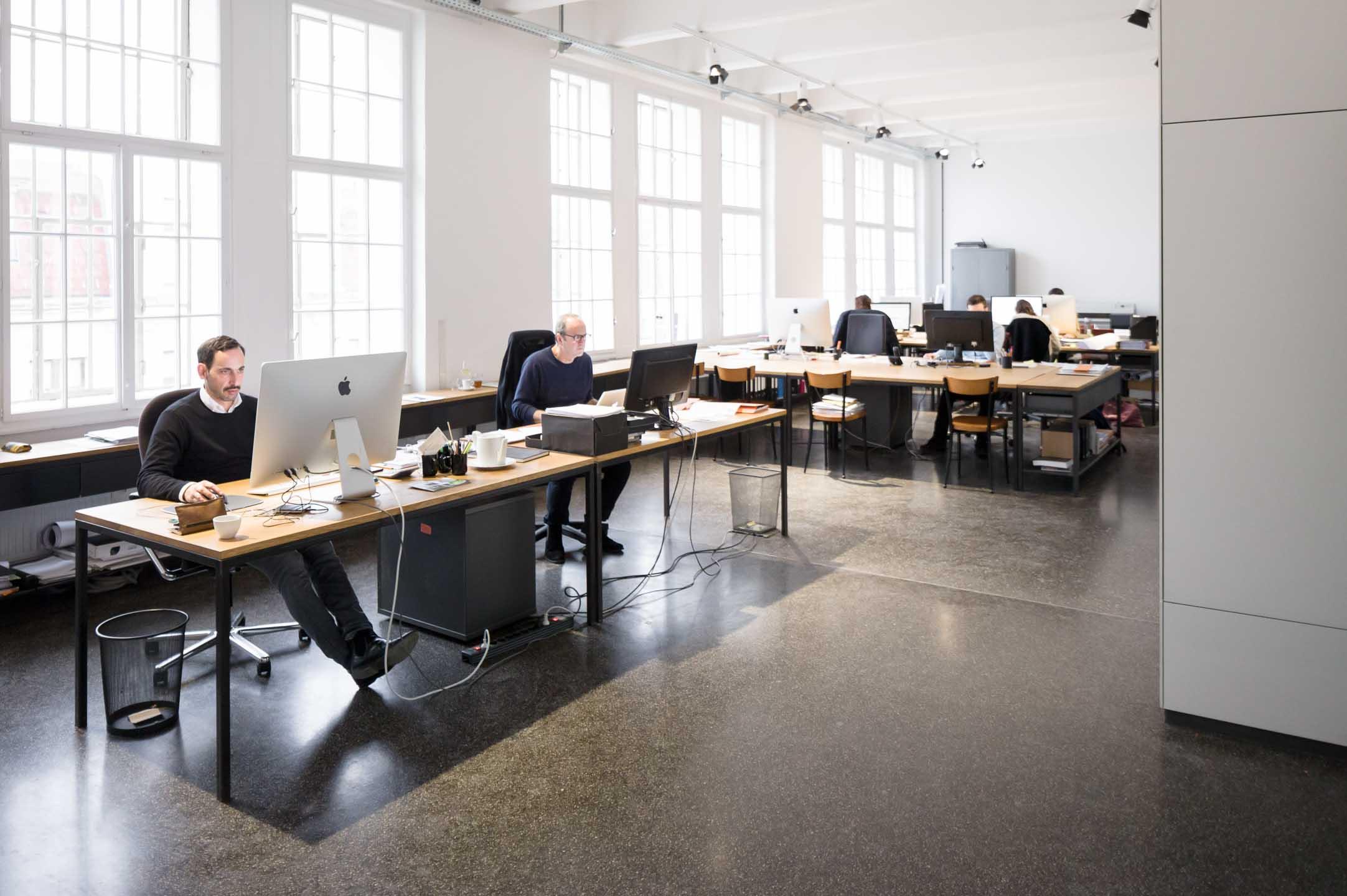 Übersichts-Foto Architekturbüro
