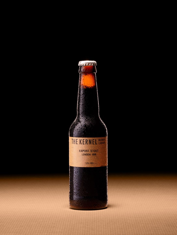 Produktfoto einer Bierflasche