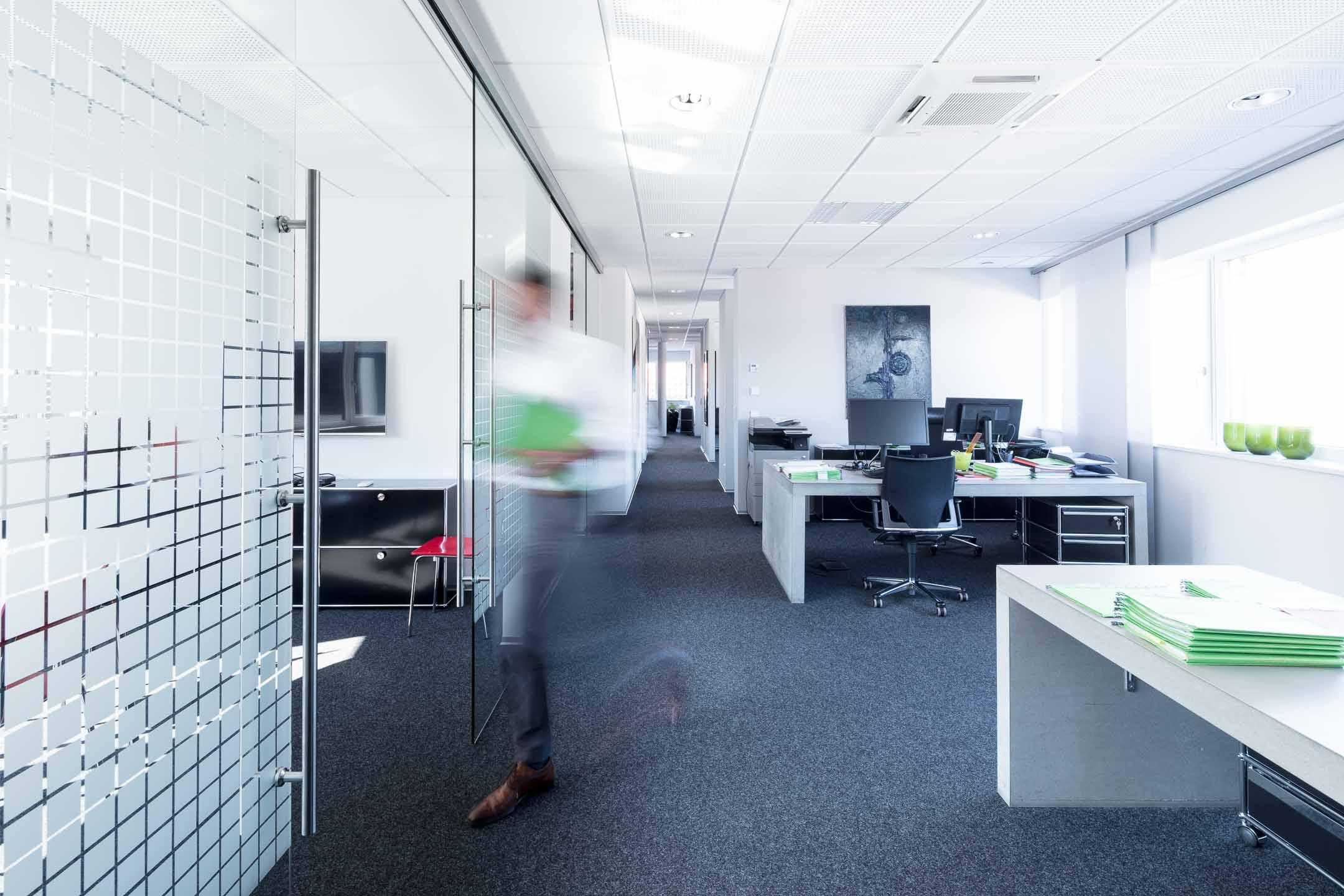 Räumlichkeiten Büro